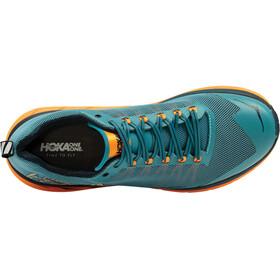 Hoka One One Challenger ATR 4 Running Shoes Men storm blue/black iris